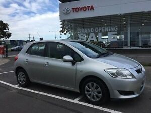 2008 Toyota Corolla ZRE152R Ascent Silver 4 Speed Automatic Hatchback Mornington Mornington Peninsula Preview