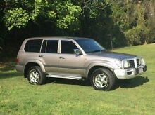2008 Nissan Patrol GU 6 MY08 DX White 5 Speed Manual Cab Chassis Albion Brisbane North East Preview