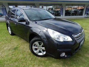 2013 Subaru Outback Grey Constant Variable Wagon Victoria Park Victoria Park Area Preview