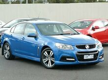 2013 Holden Commodore VF MY14 SV6 Blue 6 Speed Sports Automatic Sedan Sunbury Hume Area Preview