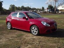 2013 Alfa Romeo Giulietta Progression Red 6 Speed Manual Hatchback Dubbo Dubbo Area Preview