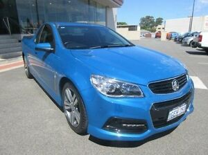 2014 Holden Ute VF MY15 SV6 Ute Blue 6 Speed Sports Automatic Utility Mandurah Mandurah Area Preview