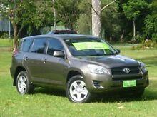 2009 Toyota RAV4 ACA33R MY09 CV Bronze 4 Speed Automatic Wagon West Ballina Ballina Area Preview