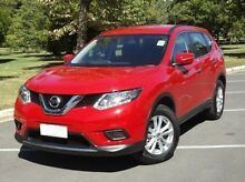2015 Nissan X-Trail  Red Constant Variable Wagon Medindie Gardens Prospect Area Preview