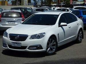 2014 Holden Calais VF MY14 White 6 Speed Sports Automatic Sedan Diggers Rest Melton Area Preview