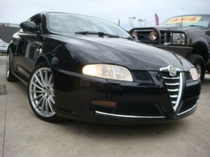 2008 Alfa Romeo GT Black 6 Speed Manual Coupe Enfield Port Adelaide Area Preview