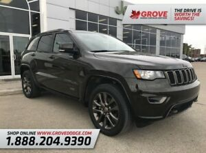 2016 Jeep Grand Cherokee Limited 75th Anniversary| Leather| Sunr