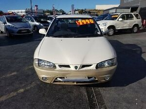 2005 Proton Jumbuck GLI GLi White 5 Speed Manual Utility Taylors Beach Port Stephens Area Preview