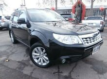 2011 Subaru Forester S3 MY11 XS AWD Columbia Black 4 Speed Sports Automatic Wagon Hillcrest Port Adelaide Area Preview