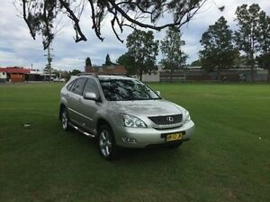 2006 Lexus RX350 GSU35R Sports Gold 5 Speed Sports Automatic Wagon East Kempsey Kempsey Area Preview