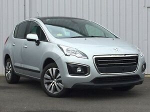 2015 Peugeot 3008 Grey Sports Automatic Hatchback Hoppers Crossing Wyndham Area Preview