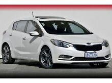 2013 Kia Cerato  White Sports Automatic Hatchback Mulgrave Monash Area Preview
