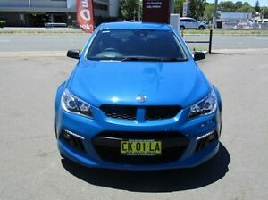 2014 Holden Special Vehicles Clubsport GEN-F MY14 R8 Blue 6 Speed Manual Sedan Cardiff Lake Macquarie Area Preview