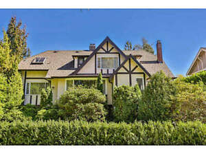 6 Beds 4 Baths Mansion Home in South Granville( Vancouver West)