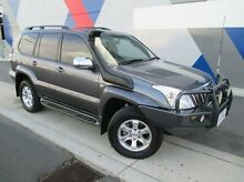2009 Toyota Landcruiser Prado KDJ120R GXL Grey 5 Speed Automatic Wagon Bunbury 6230 Bunbury Area Preview