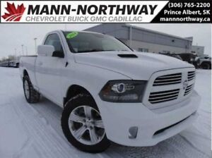 2014 Ram 1500 Sport | Heated Wheel, Navigation, Remote Start.