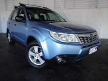 2012 Subaru Forester S3 MY12 X AWD Blue 4 Speed Sports Automatic Wagon Derwent Park Glenorchy Area Preview