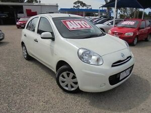 2014 Nissan Micra White Automatic Hatchback Hastings Mornington Peninsula Preview