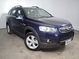 2012 Holden Captiva CG Series II MY12 7 AWD CX Blue 6 Speed Sports Automatic Wagon Mount Gambier Grant Area Preview