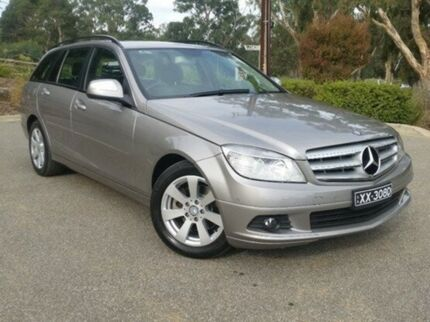 2008 Mercedes-Benz C200 Kompressor Silver Sports Automatic Wagon Hahndorf Mount Barker Area Preview
