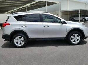 2013 Toyota RAV4 ZSA42R GXL 2WD Silver 7 Speed Constant Variable Wagon Green Fields Salisbury Area Preview