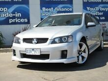2010 Holden Commodore VE MY10 SS V Sportwagon Silver 6 Speed Manual Wagon Epping Whittlesea Area Preview