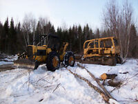 For Sale:  John Deere 440 A Skidder