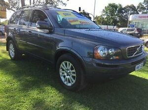 2008 Volvo XC90 P28 MY08 D5 Grey 6 Speed Sports Automatic Wagon Ferntree Gully Knox Area Preview