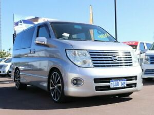 2005 Nissan Elgrand Automatic Wagon Kenwick Gosnells Area Preview