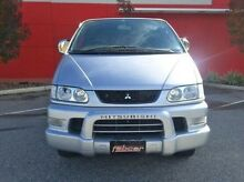 2005 Mitsubishi Delica  Silver 4 Speed Automatic Van Beckenham Gosnells Area Preview