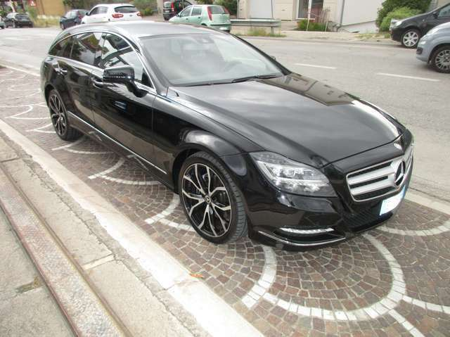 Mercedes-Benz CLS 250 CLS Shooting Brake 250 cdi BE auto full optional