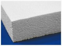 I am looking for polystyrene sheets