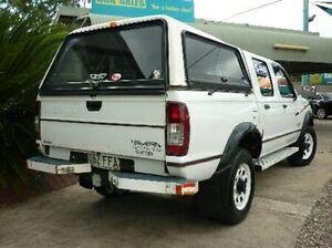 1997 Nissan Navara D22 DX White 5 Speed Manual Utility Deagon Brisbane North East Preview