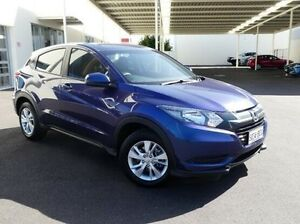 2015 Honda HR-V MY15 VTi Blue 1 Speed Constant Variable Hatchback Green Fields Salisbury Area Preview