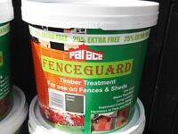 Fence/Shed Wood Paint