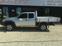 2010 Mazda BT-50  Silver 4 Speed Automatic Dual Cab Biggera Waters Gold Coast City Preview