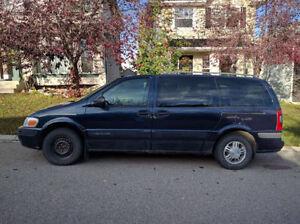 2005 Chevrolet Venture Minivan, Van