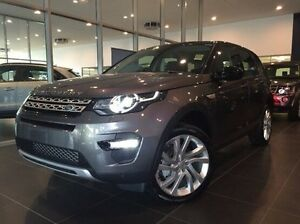 2015 Land Rover Discovery Sport Grey Sports Automatic Wagon Coffs Harbour Coffs Harbour City Preview