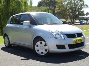 2010 Suzuki Swift RS415 Silver 4 Speed Automatic Hatchback Old Reynella Morphett Vale Area Preview