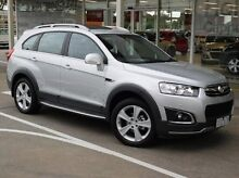 2015 Holden Captiva CG MY15 Silver 6 Speed Sports Automatic Wagon Hadfield Moreland Area Preview