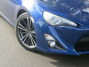 2012 Toyota 86 ZN6 GTS Blue 6 Speed Manual Coupe Christies Beach Morphett Vale Area Preview
