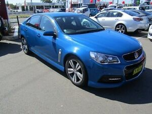 2015 Holden Commodore VF MY15 SV6 Blue 6 Speed Sports Automatic Sedan Cardiff Lake Macquarie Area Preview