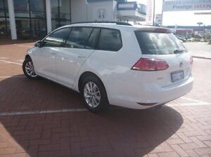 2014 Volkswagen Golf VII MY14 90TSI DSG White 7 Speed Sports Automatic Dual Clutch Wagon Myaree Melville Area Preview