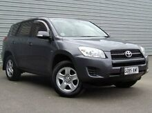 2010 Toyota RAV4 ACA38R MY09 CV 4x2 Grey 4 Speed Automatic Wagon Morphett Vale Morphett Vale Area Preview