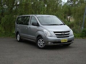 2013 Hyundai iMAX TQ-W MY13 Silver 5 Speed Automatic Wagon Old Reynella Morphett Vale Area Preview