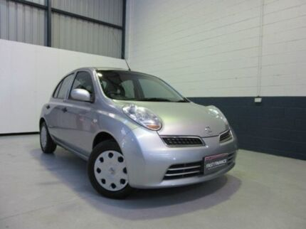 2009 Nissan Micra K12 Monaco Platinum 4 Speed Automatic Hatchback Nailsworth Prospect Area Preview