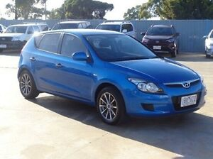 2011 Hyundai i30 FD MY12 SX Blue 4 Speed Automatic Hatchback Melton Melton Area Preview