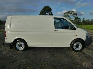 2006 Volkswagen Transporter White Manual Van Coburg North Moreland Area Preview