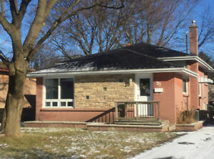 Beautiful 3-bedroom Belleville House - East End (March 1)