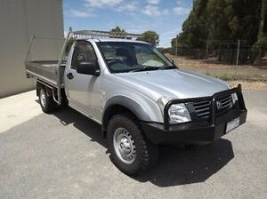 2004 Holden Rodeo RA DX Silver 5 Speed Manual Cab Chassis Yarrawonga Moira Area Preview